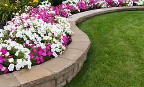 $200 for $225 Credit Toward a New Retaining Wall