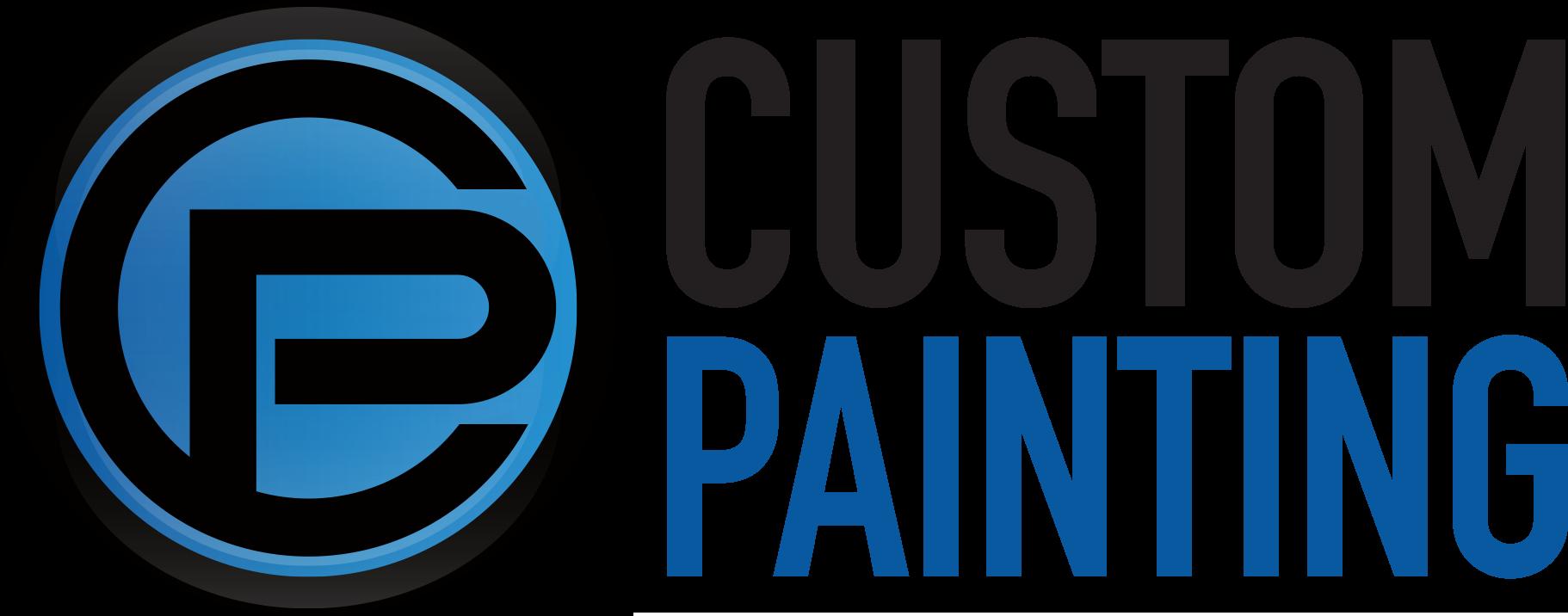Custom Painting, Inc. logo