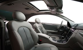 $110 for Interior Auto Detailing and Exterior Hand-Washing