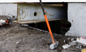 $45 for a Slab Foundation Inspection, Elevation Study, and Report (up to $2,000 credit toward services rendered)