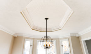 $549 Crown Molding Installation