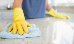 $250 for Deep Housecleaning, Including Interior of Oven and Refrigerator up to 2,500 Sq. Ft.