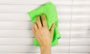 $149 for Cleaning of 10 Window Blinds
