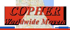 Copher Movers & Storage Inc logo