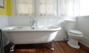 $295 Full Bathtub Refinish