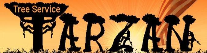 Tarzan Tree Service logo