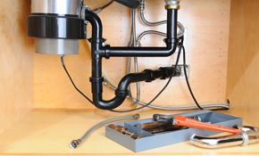 $340 Kitchen Disposal Installation