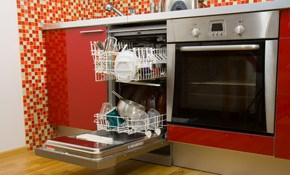 $79.95 for Service Call and Diagnosis of One Dishwasher
