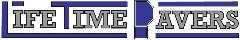 LIFE TIME PAVERS logo