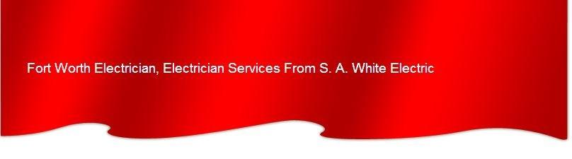 S A White Electric Inc logo