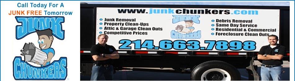 Junk Chunkers, LLC logo