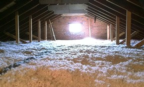 $100 for $150 Worth of Attic Insulation