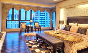 $129 for $250 Credit Toward Custom Window Treatments, Shades, and More