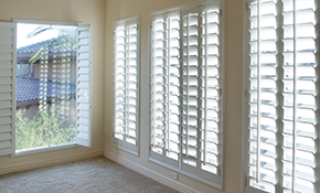 $1,370 for 10 Cordless Cell Shades