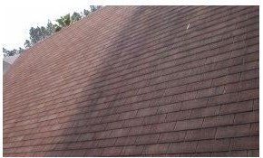 $349 for Roof Cleaning Service with Solution (Shingle or Tile Roof)