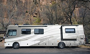 $299 for $400 Credit Toward RV Roof Reseal
