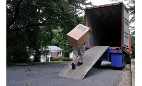$499 for a 4-Person Moving Crew for 4 Hours, Including a Truck, and 15% off Moving Supplies