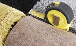 $1990 for 1,000 Square Feet of 25 Ounce Mohawk SmartStrand Carpet Installation