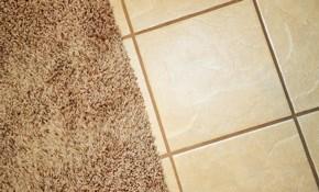$180 for $200 Credit Toward Carpet Cleaning or Tile & Grout Cleaning