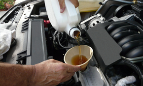 $64.98 for a 27-Point Auto Maintenance Package Including an Oil Change or Rotate/Balance