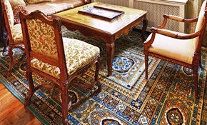 $255 for 6' x 9' Oriental Rug Cleaning (Includes Pickup and Delivery)