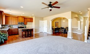 $4,300 for 1,500 Square Feet of Stainmaster Carpet Including Pad and Installation
