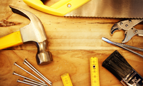 $90 for Three Hours of Handyman Service