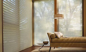 $75 for $200 Credit Toward Purchase of Hunter Douglas Silhouette® Shear Shadings