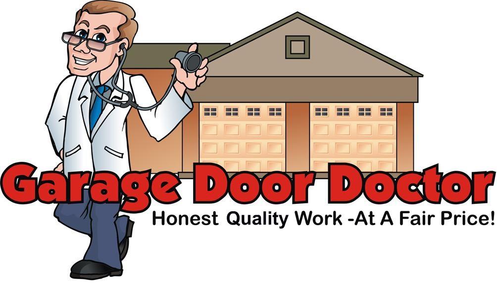 Garage Door Doctor logo