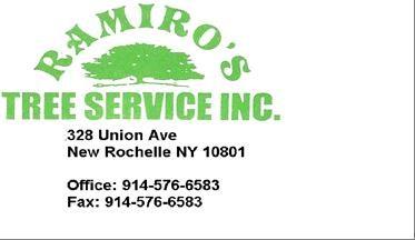 Ramiro's Tree Service Inc logo