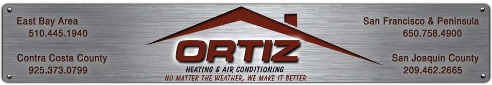 Ortiz Heating & Air Conditioning logo