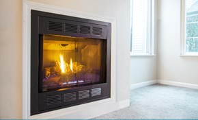 $129 for a Fireplace Safety Inspection & Cleaning