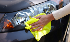 $249 Premium Interior Auto Detailing and Exterior Hand-Washing/Waxing Package
