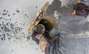 $5,197 for Basement Depth Sewer Replacement