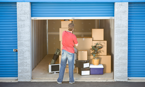 $197 for a 12-Foot Storage Container for...