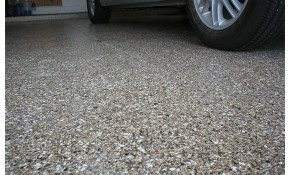 $75 for $150 Towards Professionally Installed Commercial-Grade Epoxy Flooring for your Garage!