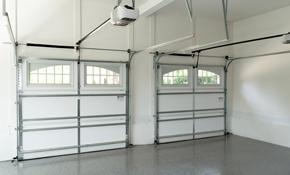 $215 Garage Door Torsion Spring Replacement