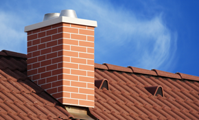 $169.95 for an Open Fireplace Chimney Cleaning