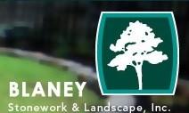 Blaney Stonework And Landscape Inc logo