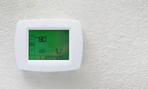 $349 Honeywell WiFi Thermostat Installed
