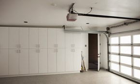 $385 for a Lift-Master 1/2 HP Chain Drive Garage Door Opener Installed