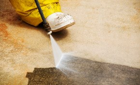 $299.99 for House, Deck and Driveway Pressure Washing