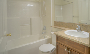 $5,999 for Complete Bathroom Demolition and Remodel Including Labor and Materials