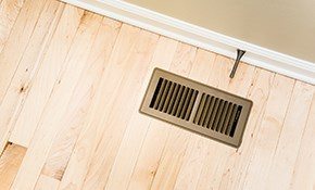 $300 Two System Air Duct Cleaning Plus Sanitization and Dryer Vent Cleaning