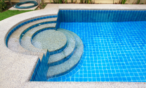 $3,295 for a Raypak RP2100 Pool/Spa Heater Installation