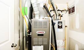 $135 for a Seasonal Furnace or Air-Conditioner Tune-Up