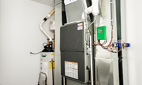 $2,750 for a Lennox Gas Furnace Installation
