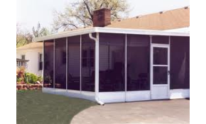 $195 for a Swinging Screen Door for Screen Enclosures with Installation