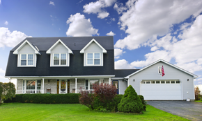 $196.97 for up to 2 Hours of Roofing, Siding, or Gutter Repairs and Material Allowance