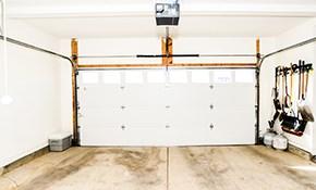 $89 Garage Door Tune-Up with Keypad